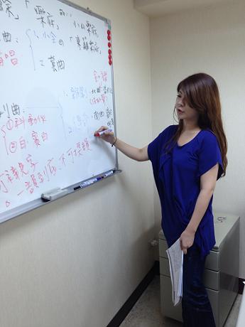 國中國文專業教師