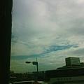 苗栗的天空