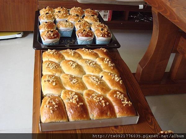 手作天然酵母麵包.JPG