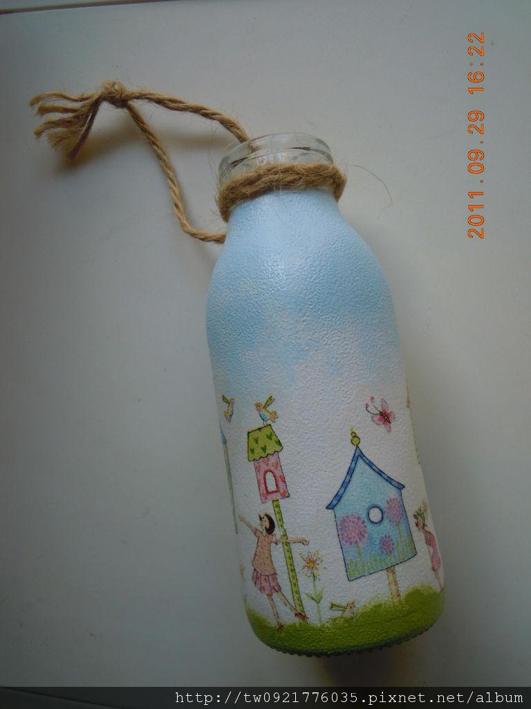 玻璃小花瓶1