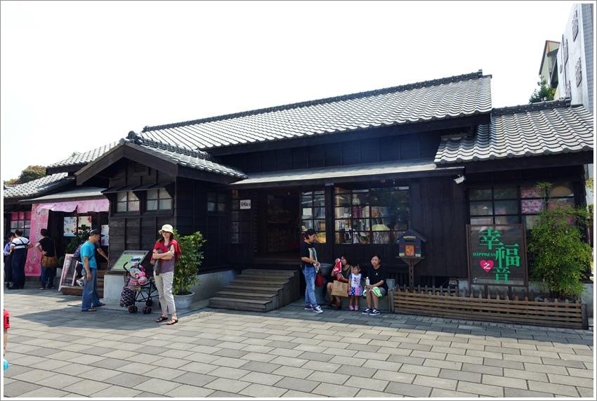 嘉義親子旅行-檜意森活村、KANO故事館~超好逛的免費入園區