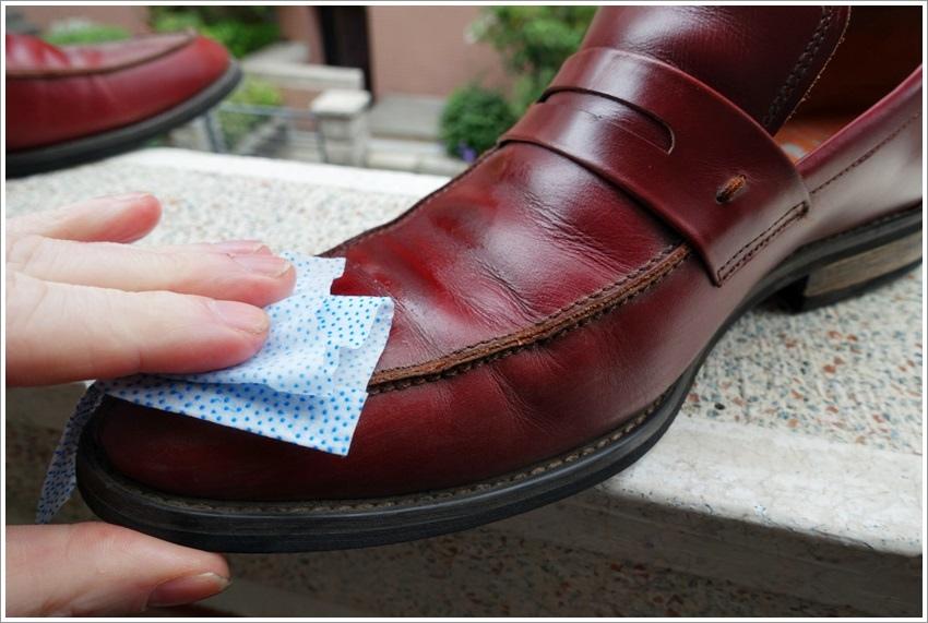 開箱文-Y.A.S 美鞋神器超細纖維擦鞋巾