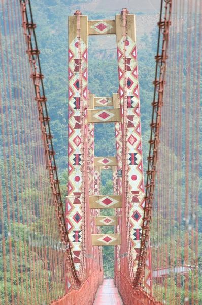 羅東民宿  三月三旅店  推薦宜蘭旅遊景點-  寒溪吊橋