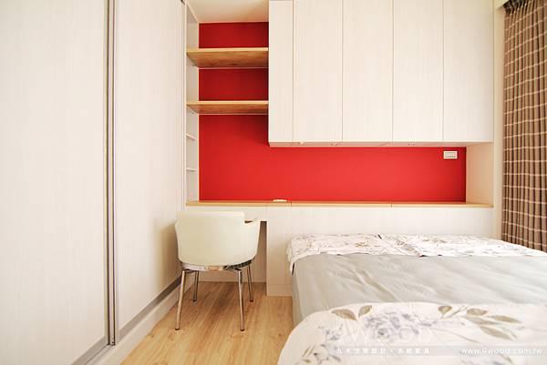 【自然休閒】八德-洪瑞群英-九木系統家具|房間 房間設計 房間風格 房間裝潢 房間風水 房間顏色 房間收納 房間佈置 房間擺設 |