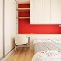【自然休閒】八德-洪瑞群英-九木系統家具 房間 房間設計 房間風格 房間裝潢 房間風水 房間顏色 房間收納 房間佈置 房間擺設  