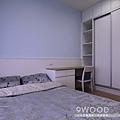 【北歐休閒】新北泰山-明日城  九木住宅設計 系統家具 