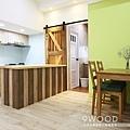 【南法鄉村】台北士林-36年公寓舊翻新 |九木空間設計 系統家具|林口系統家具推薦 林口系統家具評價 林口系統家具價格 林口系統家具比較|