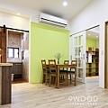 【南法鄉村】台北士林-36年公寓舊翻新 |九木空間設計 系統家具|台北系統家具 林口系統家具 桃園系統家具 八德系統家具 台北市系統家具 新北市系統家具|