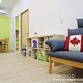 【南法鄉村】台北士林-36年公寓舊翻新 |九木空間設計 系統家具|南法鄉村風家飾 南法鄉村風窗格 南法鄉村風木頭元素|