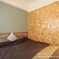 【輕工業LOFT】新北三重-公寓  九木住宅設計 系統家具 林口店 房間 房間設計 房間風格 房間裝潢 房間風水 房間顏色 房間收納 房間佈置 房間擺設 