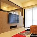 【舒適現代】桃園八德-竹風鳳凰 九木室內裝潢 系統家具