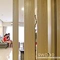 【自然休閒】桃園中壢-大清哈弗 |九木空間設計 系統家具