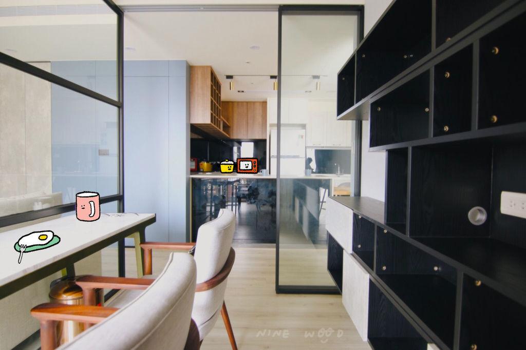 廚房設計 書房設計 |玻璃門設計 玻璃門 玻璃門設計點子 鋁框玻璃門 鋁框拉門 鋁框 鋁框門 鋁框玻璃門片 鋁框拉門