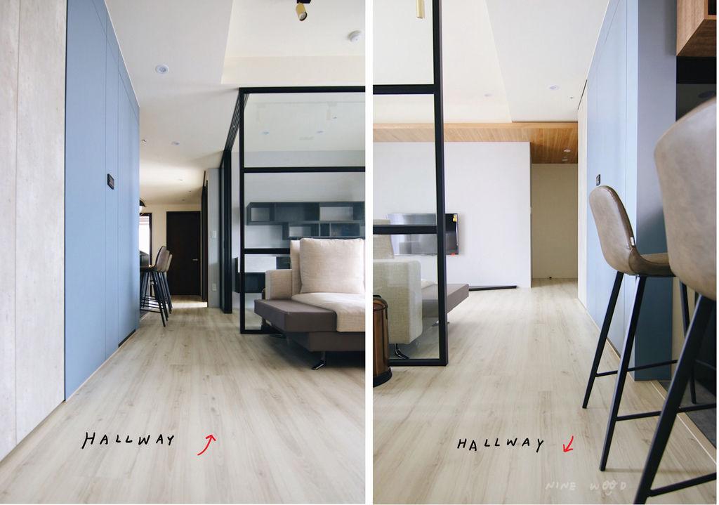 走廊設計 門廳 室內設計