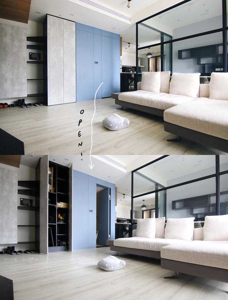 客廳設計 客廳設計圖 客廳設計平面圖 客廳設計風格 客廳設計北歐 客廳社現代 沙發 客廳裝潢   玄關櫃設計