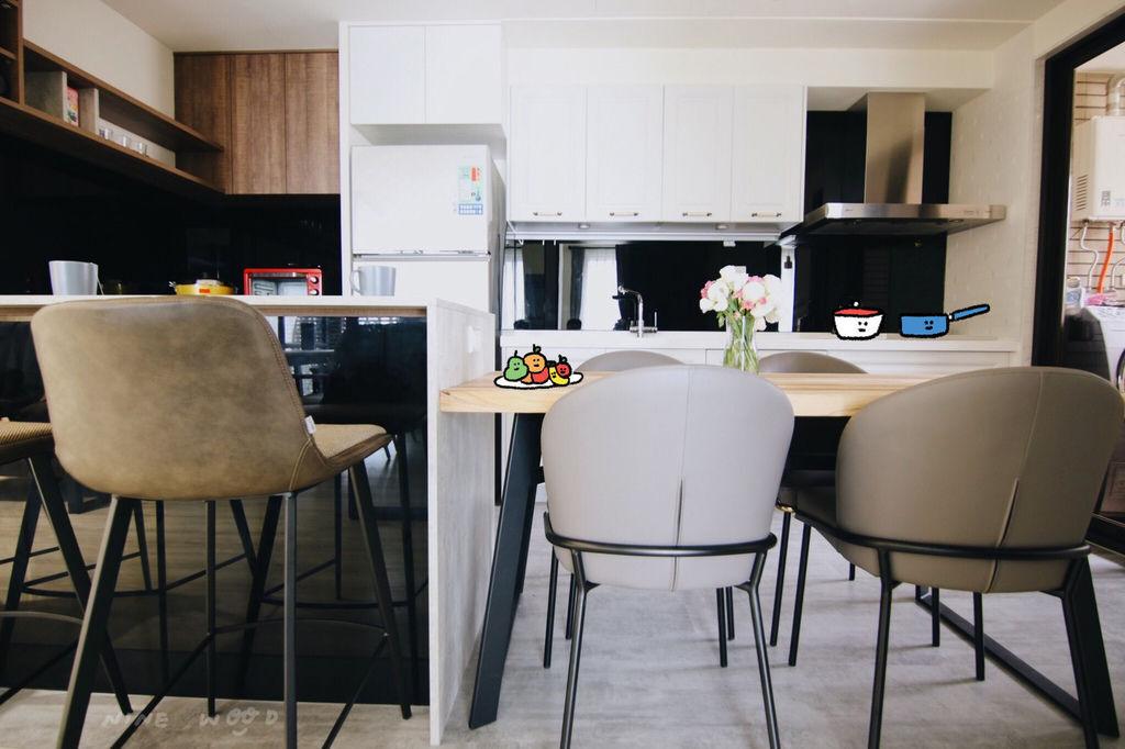廚房 中島設計 中島廚房 中島櫃設計 中島廚房設計 廚房餐廳設計 廚房收納設計 廚房收納