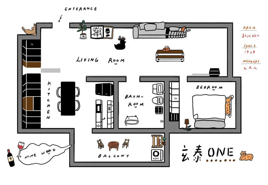 平面設計圖 室內設計圖 室內設計 設計圖 interior design 室內設計平面圖 室內裝修 裝潢設計 室內裝潢價格 室內裝潢推薦  預售屋客變  小預算裝潢