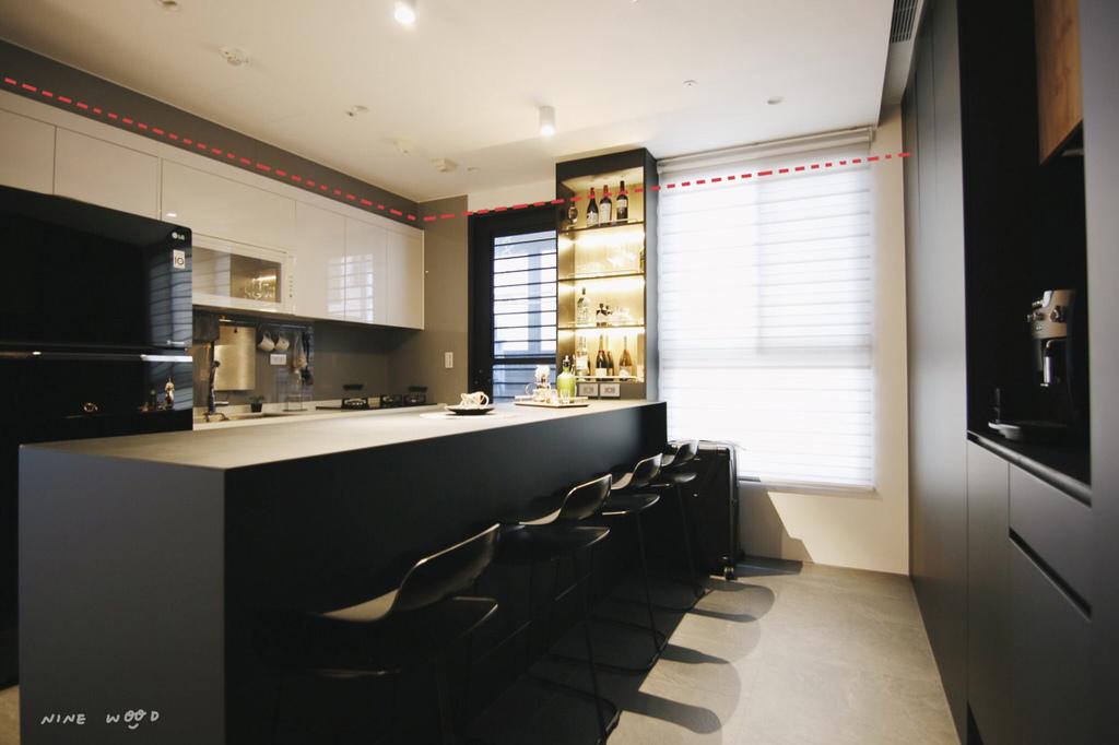 中島設計 中島廚房 中島櫃設計 中島廚房設計 廚房餐廳設計 廚房收納設計 廚房收納