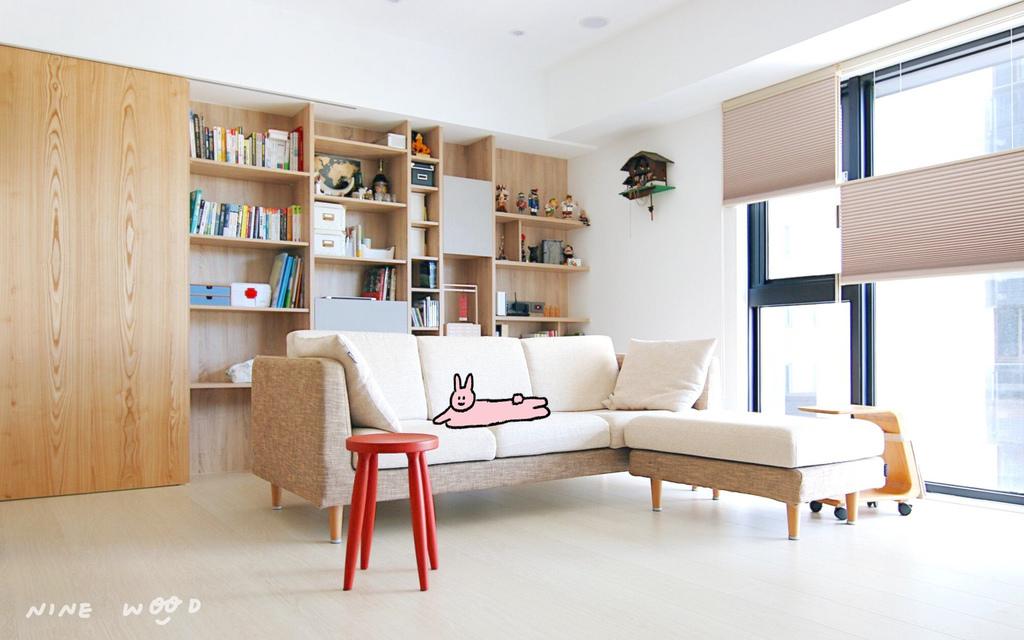 書櫃設計 書櫃 有情門家具
