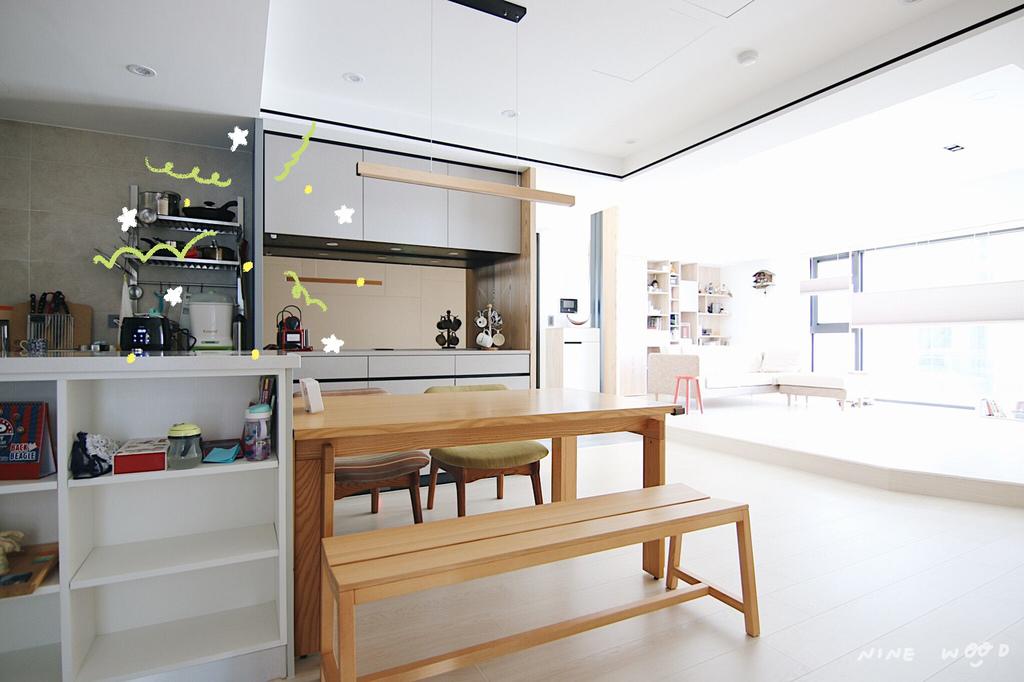 茶水櫃 茶水櫃設計 室內設計 有情門