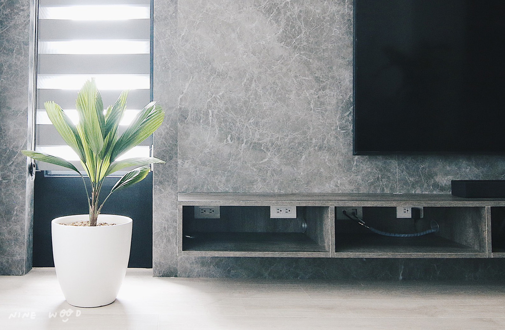 LAMINAM 石材設計 義大利進口石材 石材裝潢  石材電視牆 一磚