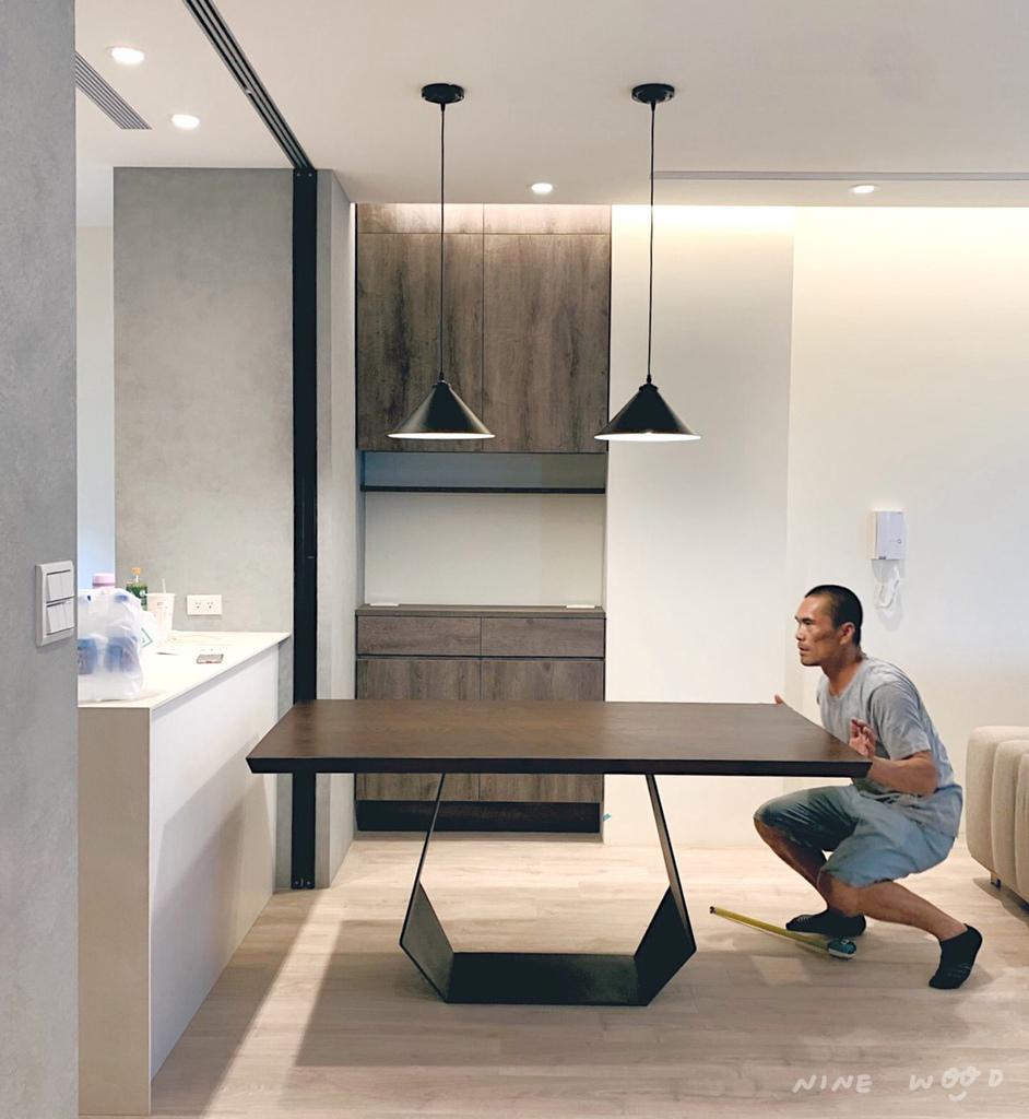 桌子設計 設計感桌子