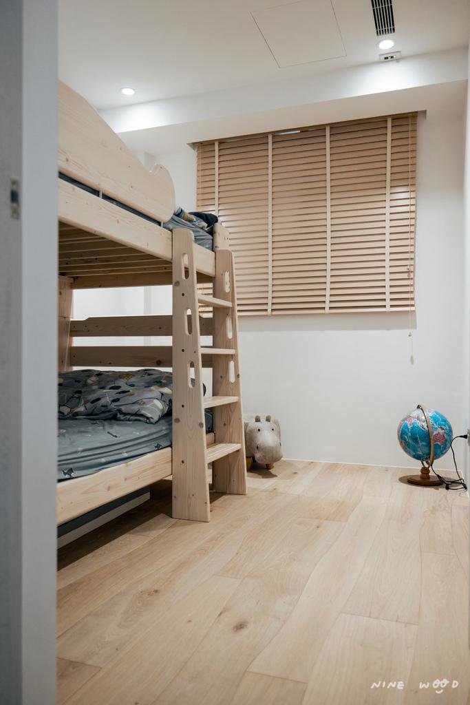 兒童房上下舖  兒童房燈 兒童房收納櫃 兒童房地板