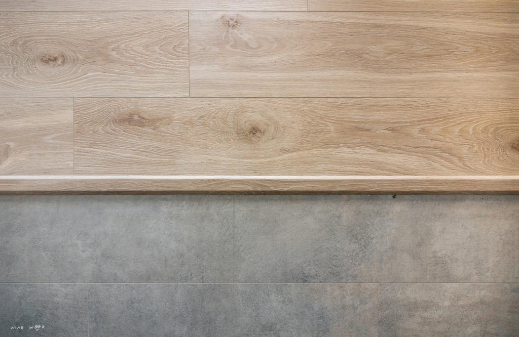 六角磚 磁磚設計 超耐磨地板 地板設計 木質收邊條 木地板 禾軒建材木地板 訂製木地板 實木地板