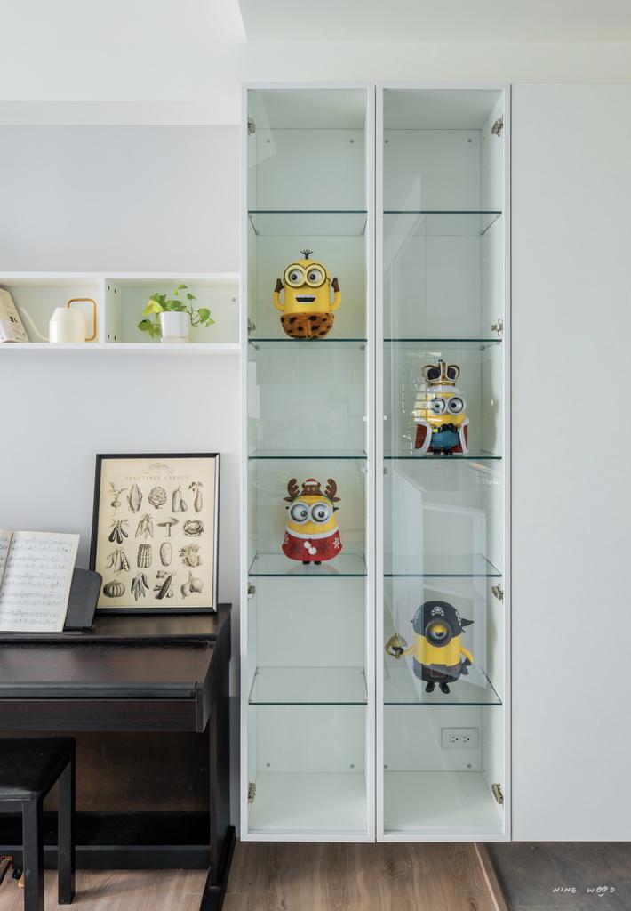 小小兵 玩具櫃 玩具展示櫃