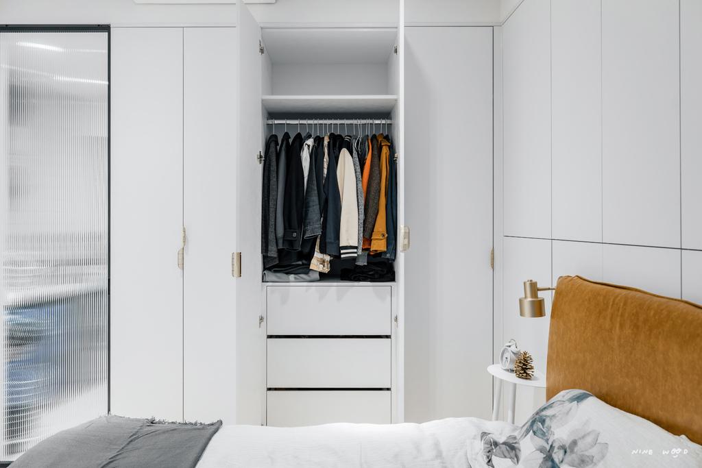 開放式衣櫃 更衣室設計 更衣室裝潢 更衣室平面圖 更衣室收納 更衣室規劃 開放式更衣室 開放式更衣間 開放式書房