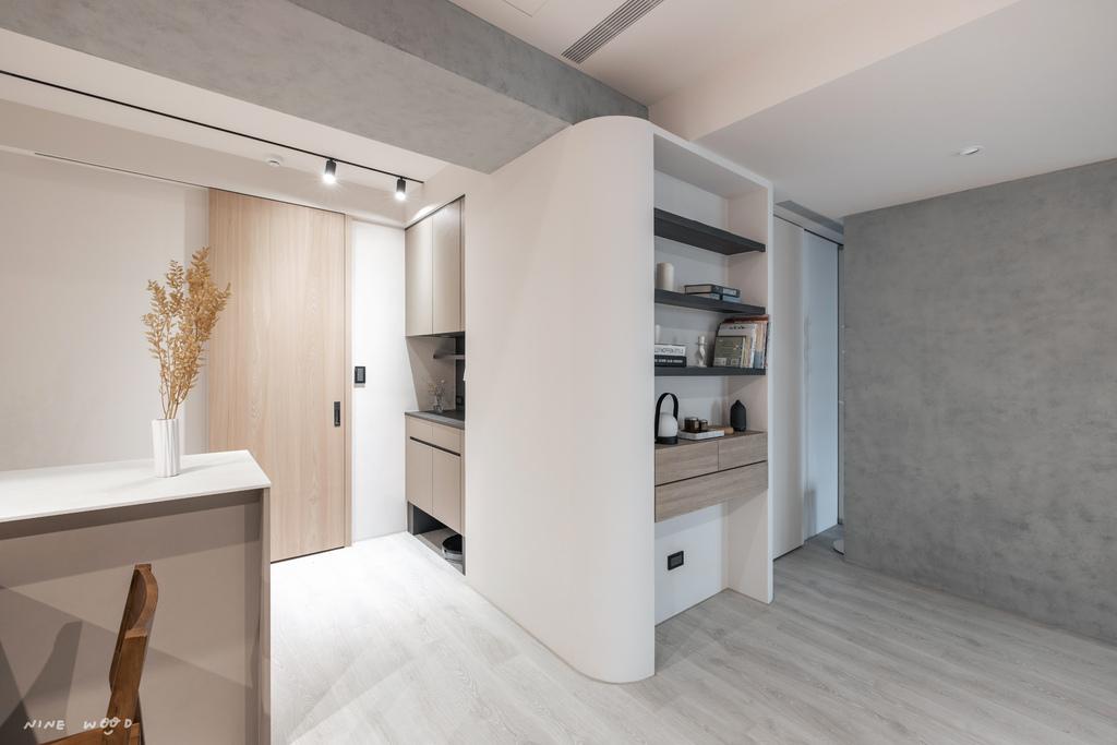 書櫃設計 書櫃 有情門家具 造型書櫃