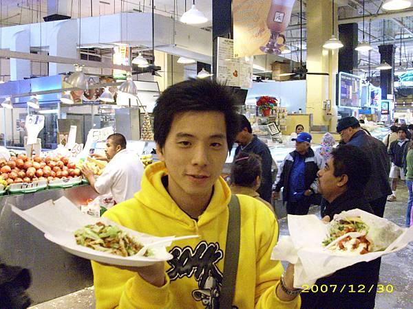 LA-grand central market