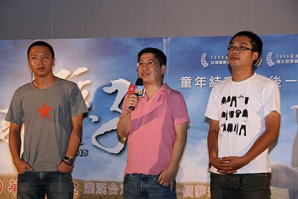 電影創作團隊(左起)導演沈可尚、製片黃茂昌、導演廖敬堯.jpg