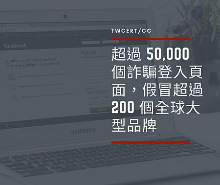 超過 50,000 個詐騙登入頁面,假冒超過 200 個全球大型品牌.png