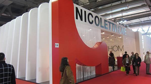米蘭展-義大利沙發NICOLETTIHOME1