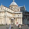 義大利比薩城的奇蹟廣場