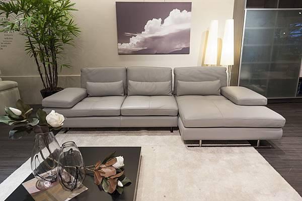 沙發 牛皮沙發 義大利沙發 熱賣款式 創空間CASA義式傢具