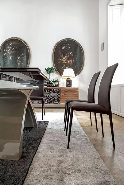 創空間CASA 傢具 義大利進口 Tonin casa 餐椅