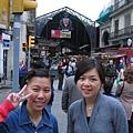 Boqueria market-觀光客照
