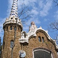 Guell Park-Gaudi幫一家有錢人蓋的