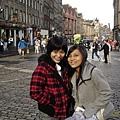 愛丁堡沒這麼冷啦~