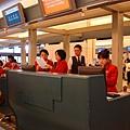 因為颱風大亂的航班
