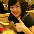 杏花樓的楊枝甘露,好吃!但是後來吃到的滿記更讚!!!!
