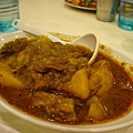 咖哩牛腩飯,也是一個讚