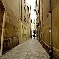 Marais的小巷子