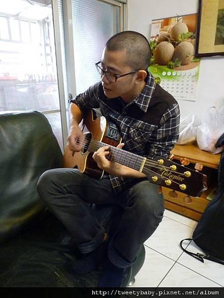 吉他老師祥祥 006