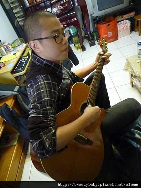 吉他老師祥祥 007