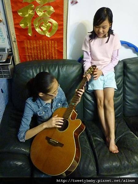吉他老師祥祥 008