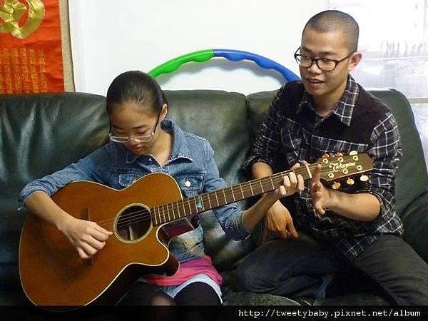 吉他老師祥祥 025