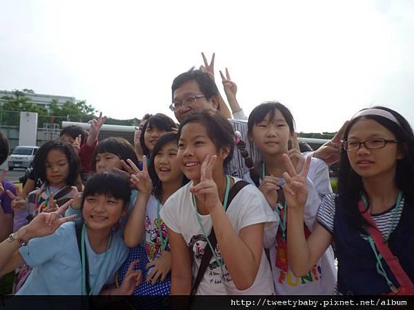新和、琉球國小校際交流 074